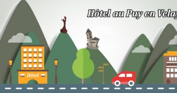 Hôtel au Puy-en-Velay