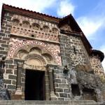 Entrée de la Chapelle Saint-Michel d'Aiguilhe