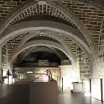 Salle du musée interactif de l'Hôtel-dieu du Puy-en-Velay, en Haute-Loire.