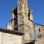 Clocher de l'église Saint-Martin de Blesle