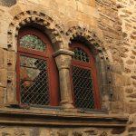 Fenêtre romane de Blesle