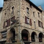 """pradelles en haute Loire, village classé parmi le """"plus Beaux Villages de France"""""""