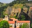 """Arlempdes en Haute-Loire fait parti des villages classés : """"Beaux Villages de France"""""""