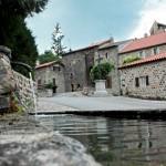Fontaine d'Arlempde en Haute-loire