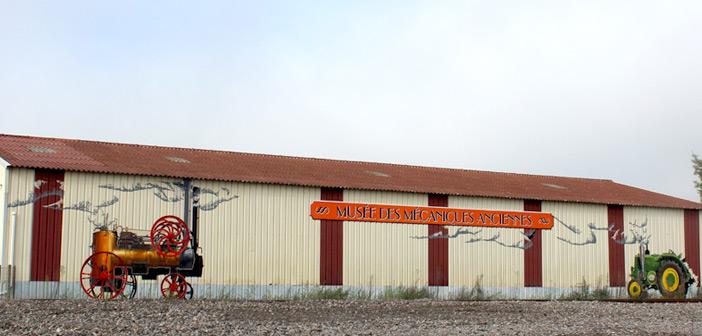 Atelier-Musée des mécaniques anciennes