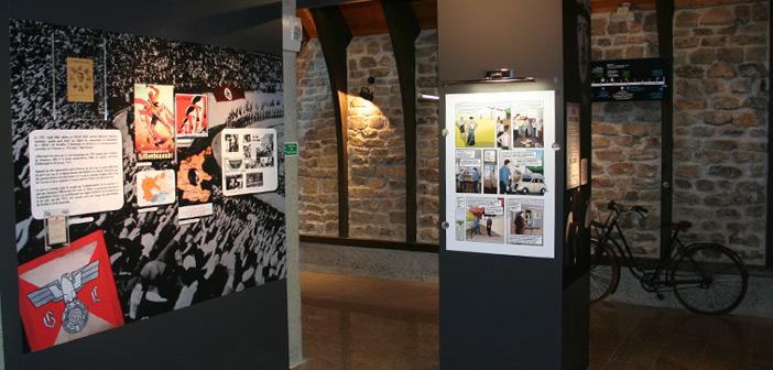 Musée de la Résistance du Mont-Mouchet en Haute-Loire