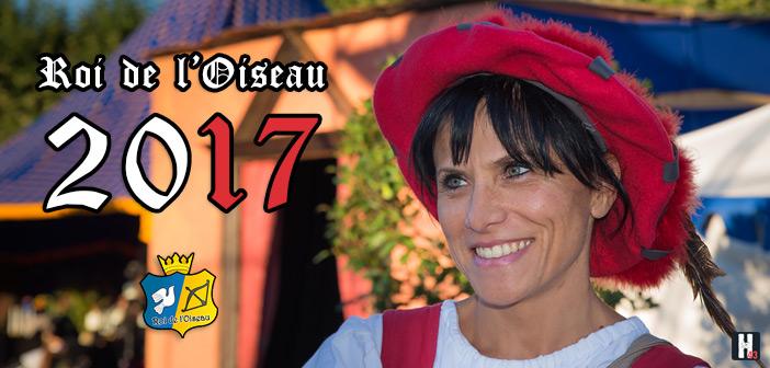 Roi de l'Oiseau 2017 au Puy-en-Velay