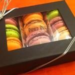 Macarons Didier Rix chocolatier - patissier au Puy en Velay