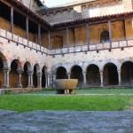 La cour centrale du Cloître
