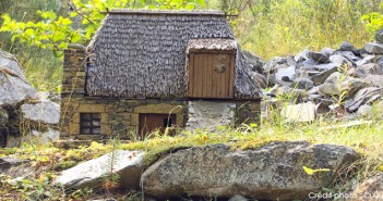 La Lauzière du Lac Bleu miniatures
