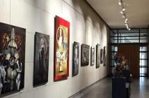 Expo peintures, François Lassere au Puy-en-Velay