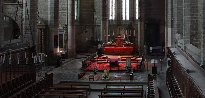 Abbatiale Saint Robert De La Chaise Dieu