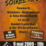 Soirée Reggae - Dub & Hip-Hop