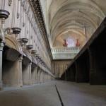 Stalles de bois sculptées, où les moines prenaient places durant les offices religieux