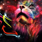 Lion By Dege Graffeur