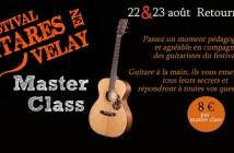Festival Guitare en Velay