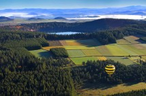 Montgolfière en Velay 2015