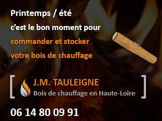 Vente de bois de Chauffage en Haute-Loire au Puy-en-Velay