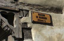 La maison de Mandrain à Brioude