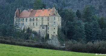 Château de Lavoûte-Polignac, à Lavoûte-sur-Loire