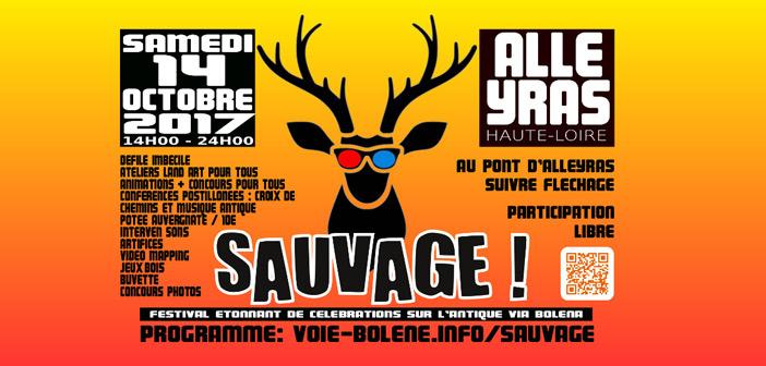 Festival SAUVAGE d'Alleyras