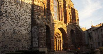 Abbatiale Saint-Chaffre du Monastier-sur-Gazeille