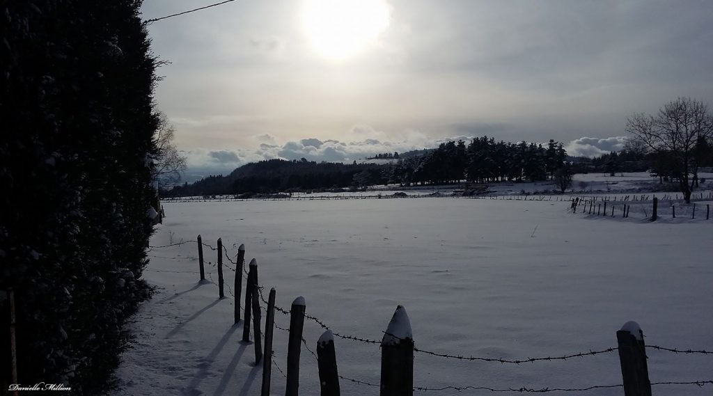 Un soir d'hiver à lachaud curmilhac