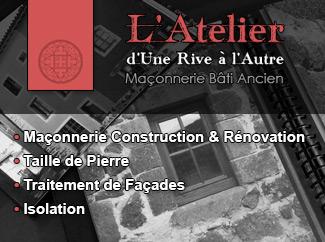Maçon du bâti Ancien au Monastier-sur-Gazeille