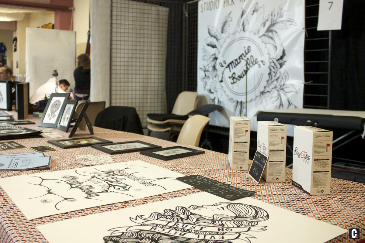 Salon Du Tatouage Et Des Artistes
