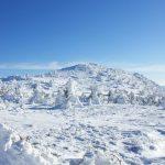 Sommet sud - Ardèche - 1753 mètres d'altitude