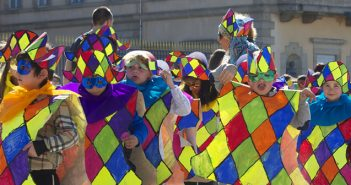 Carnaval des enfants 2017 au Puy-en-Velay