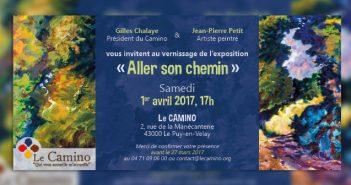Expo peinture Jean-Pierre Petit au Puy-en-Velay