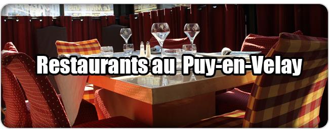 Trouvez un restaurant au Puy-en-Velay