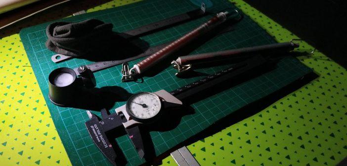 Instruments de mesures des chauves-souris