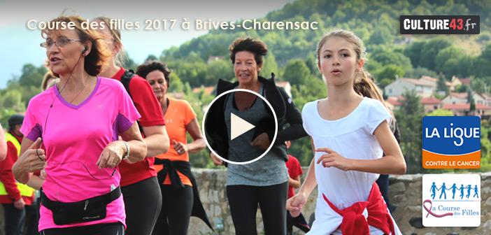 Énorme succès pour la Course de Filles 2017 à Brives-Charensac