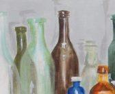 Exposition de peinture Michèle Saby