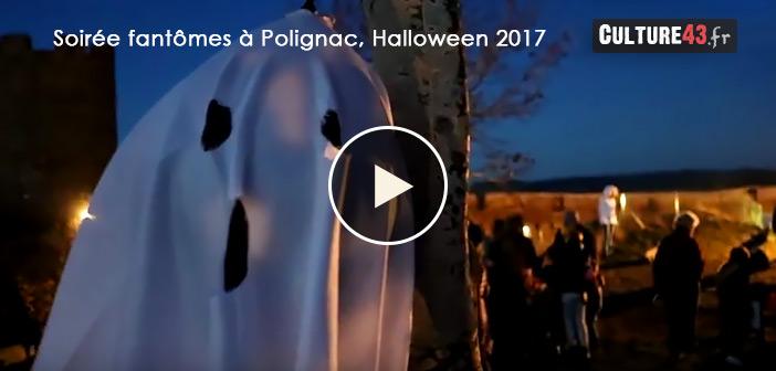 SOS Fantômes à la Forteresse de Polignac – Halloween 2017