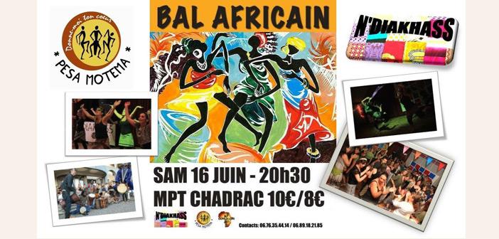 Bal Africain – PESA Motema / N'diakass