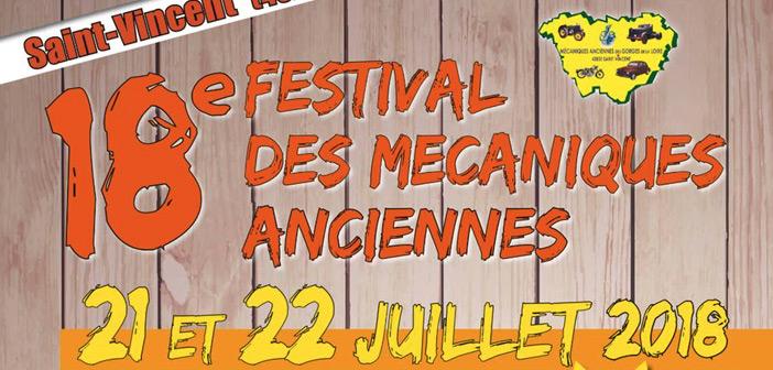 Festival des Mécaniques Anciennes à Saint-Vincent