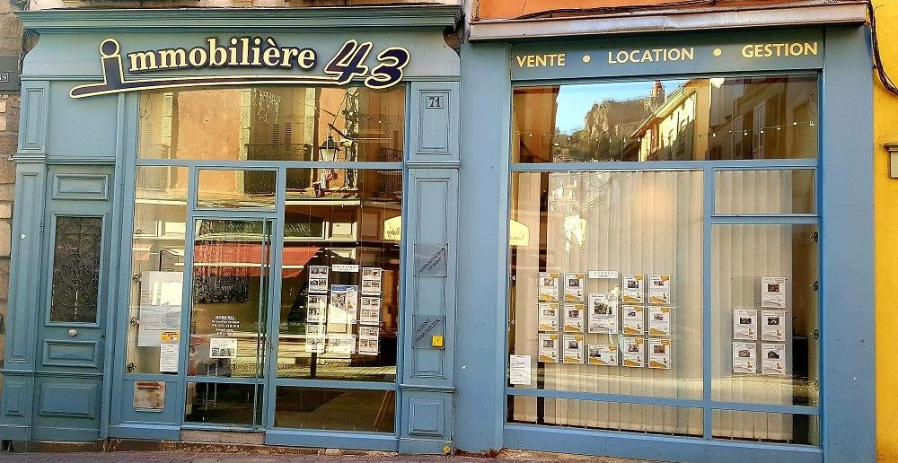 Achat, vente, location, gestion et estimation immobilière au Puy en Velay et ses environs