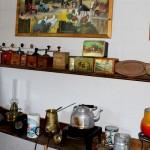 Ustensiles de cuisine anciens