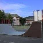 Skate park Brives-Charensac