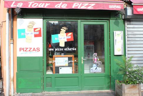 Pizzeria au Puy-en-Velay