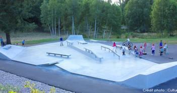 Skatepark du Chabon-sur-Lignon