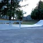 skatepark chambon sur lignon