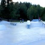 skatepark du Chambon-sur-Lignon