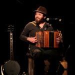 Mathieu Pignol à l'accordéon diatonique