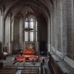 Choeur et Maître Hôtel - Abbaye de La Chaise Dieu