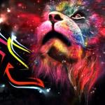 Lion By Dege Graffeur
