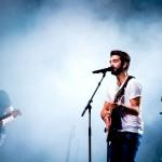 Kendji Girac sur la scène du Festival Les Nuits de Saint -Jacques